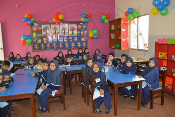 HANDING OVER CEREMONY - RENOVATED CLASS ROOM